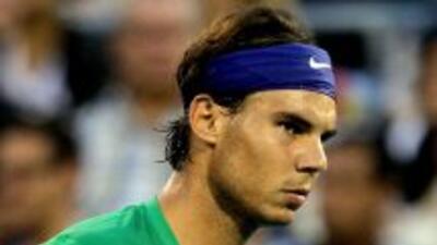 Rafael Nadal, segundo favorito, fue sorprendido en su primer duelo del M...