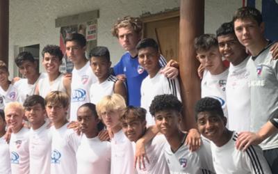 Los juveniles de FC Dallas brillan en México.