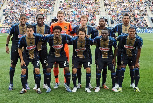 El Philadelphia Union sacó su primera victoria de la temporada.