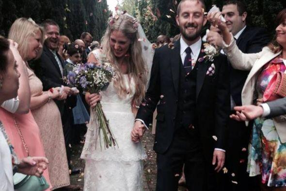 Cuando Katie Style hizo el presupuesto para su boda de ensueño se impact...