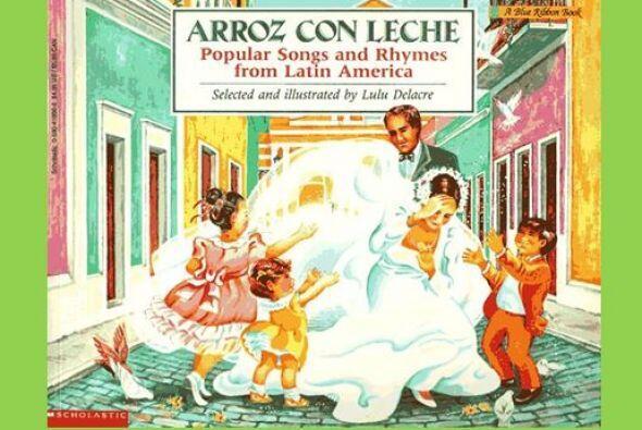 Este libro es unacolecciónde canciones y rimas tradicionales deLatino...
