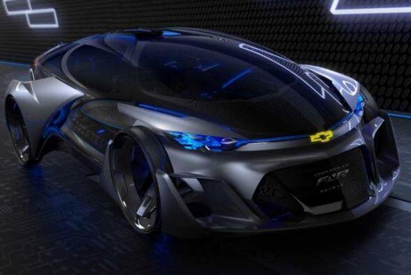 Chevrolet FNR Concept: Según la marca, ha sido desarrollado sobre divers...