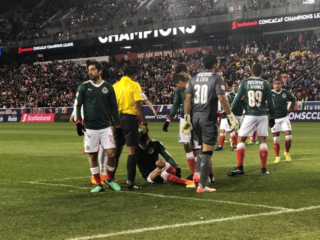 En fotos: Chivas sufrió, pero logró el paso a la gran final de la Concac...
