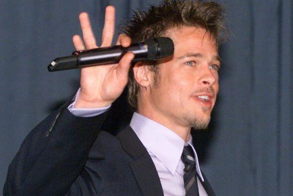 Brad Pitt ha llevado un 'look' para toda clase de gustos, ¡desde u...