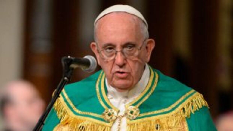 El papa Francisco en Nueva York.