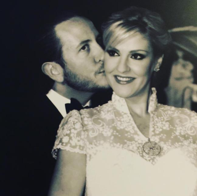 Chantal Andere boda