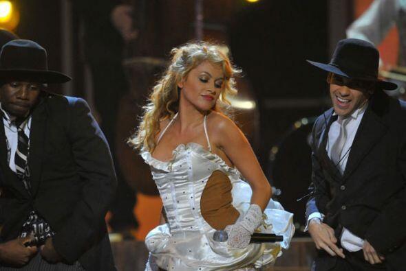 Paulina fue de las presentes en PLN 2010 y su intervención fue co...