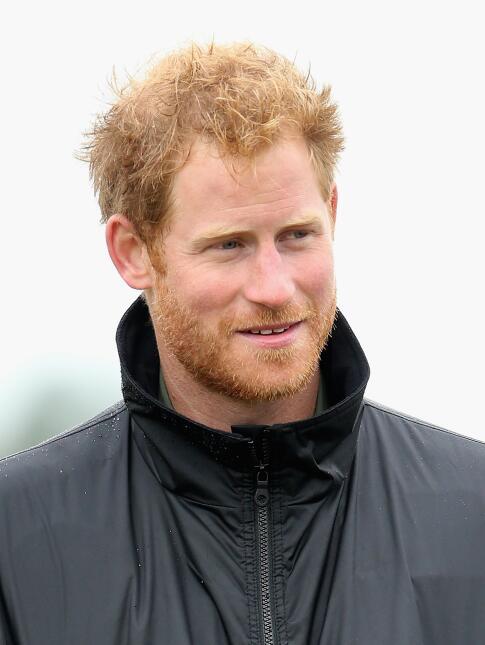 El Príncipe no se fue de fiesta para sus 31.
