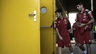 El delantero agradece que fichar por Juventus lo llevó a jugar con la Roja