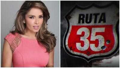 """Riczabeth Sobalvarro es """"Marjory"""" en Ruta 35"""