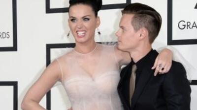 El hermano de Katy Perry borró de inmediato el mensaje al percatarse que...