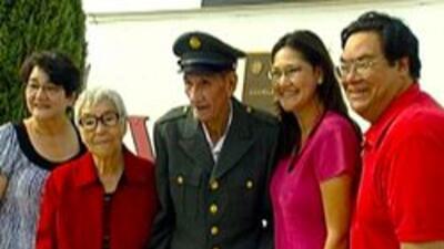 Eduiwiges Garcia y sus hijos