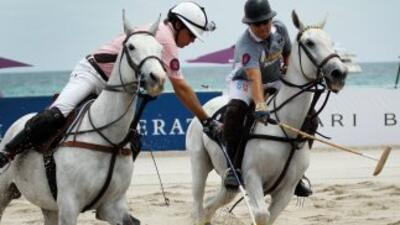Copa Mundial de Polo de Playa en Miami Beach, 2012