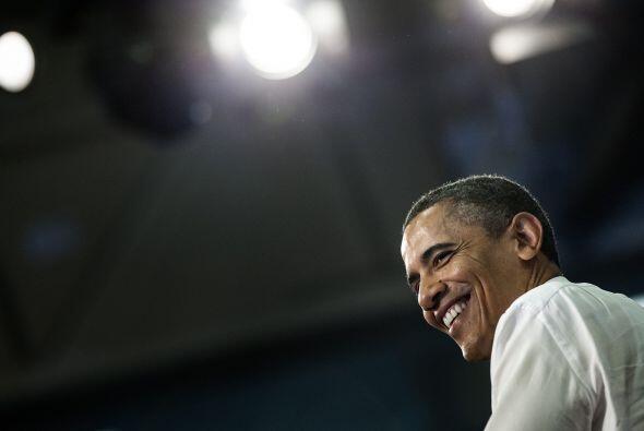 Obama subraya que es injusto que Buffett, cuya fortuna figura entre las...