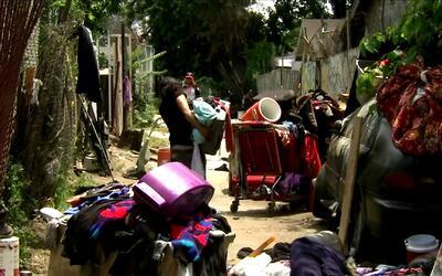 Violencia, prostitución y drogas, las preocupaciones en un vecindario en...