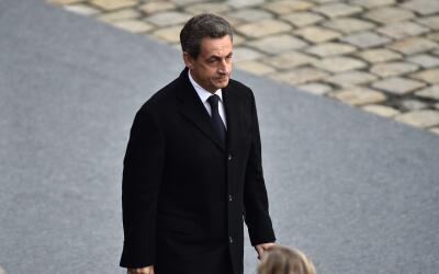 Nicolás Sarkozy gobernó Francia de 2007 a 2012.