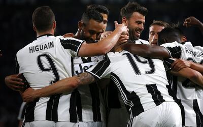 Esta sería la alineación con la que Juventus buscará el título en la Cha...