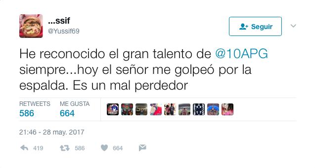Tras la final ante Chivas, al jugador se le acusó de agredir a un period...
