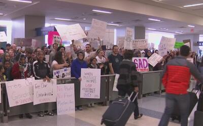 Abogados voluntarios en Dallas crean frente de asesoría legal para refug...