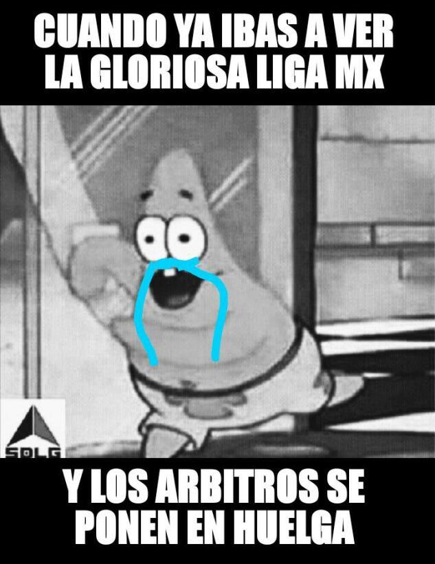 La Liga MX se suspendió... ¡Pero los memes no! 17191276_645252508995080_...