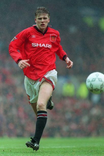 A pesar de un pie derecho mágico y de sus centros milimetrados, Beckham...