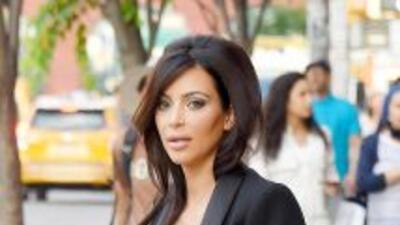 Kim Kardashian escotes
