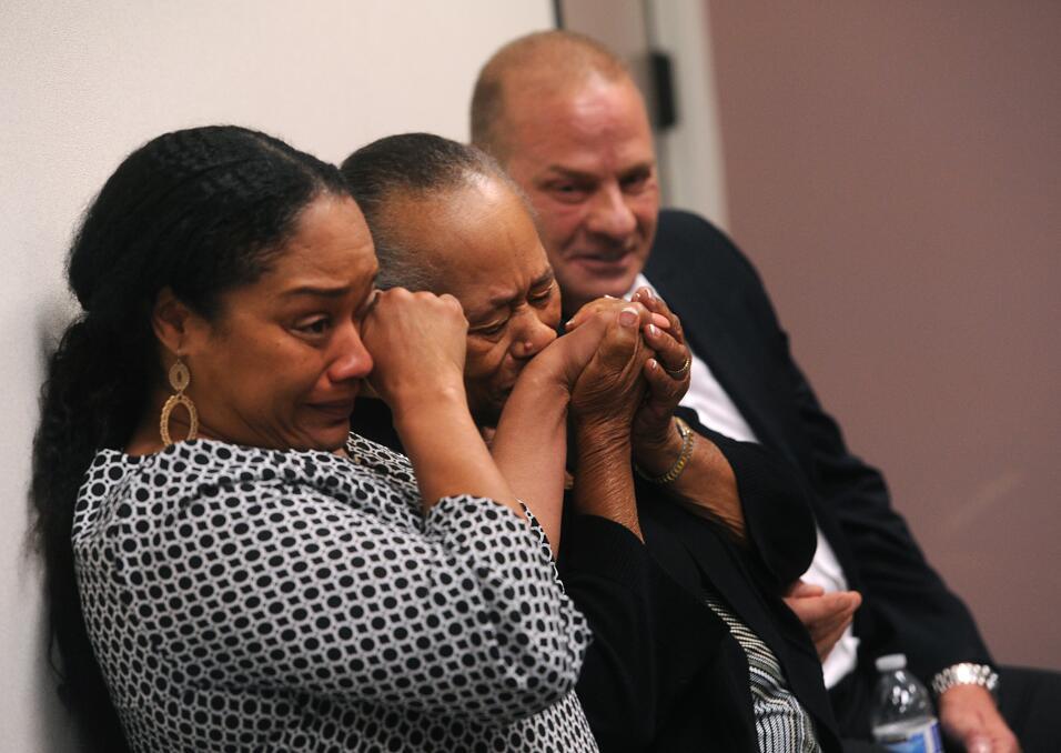 O.J. Simpson sale de prisión tras cumplir nueve años de condena gettyima...