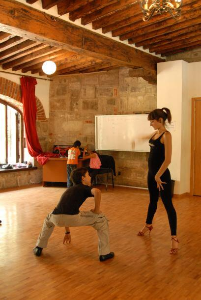 Bien dicen que la práctica hace al maestro, pues los competidores aprove...