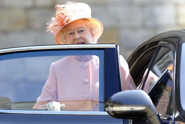 Inglaterra: Cuando se trata de viajes rurales, por ejemplo, la Reina Isa...