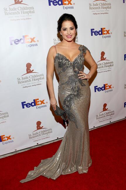 Danna en la 13 edición anual de la gala St. Jude Angels and Stars Childr...
