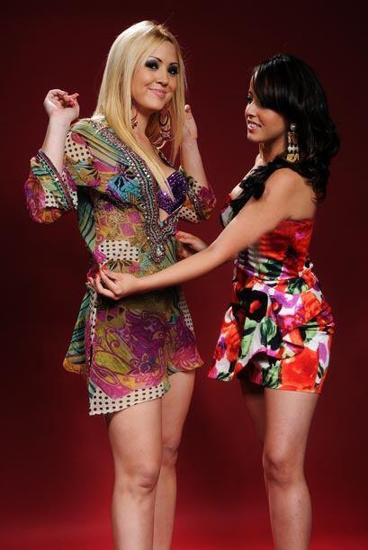 Para vestir a las chicas, Nathalie siempre debe innovar y ser creativa,...