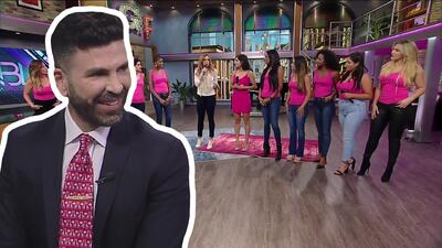 Frente a Jomari Goyso, La Flaca hizo que las chicas de NBL se sinceraran sobre su papel como juez
