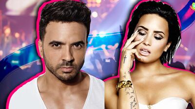 Luis Fonsi espera hacer historia de nuevo (esta vez junto a Demi Lovato)