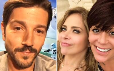 Diego Luna saldrá con la cara cortada mientras Alejandra Guzmán y Gloria...