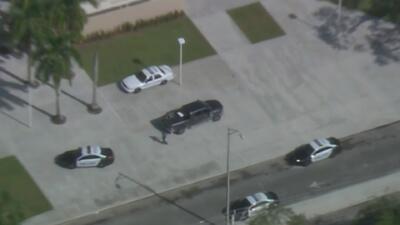 Tiroteo cerca de escuela en Kendall no ha sido confirmado por las autoridades