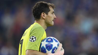 ¡Leyenda! Iker Casillas, único futbolista en disputar 20 temporadas consecutivas en Champions