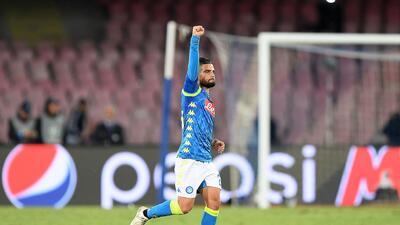 En fotos: el camino de Napoli para ponerse de líder en el grupo C de la Champions League