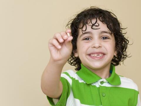 La caída del primer diente de leche de tu niño puede ser u...