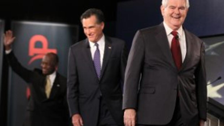 Las encuestas muestran cambios constantes en contienda republicana.