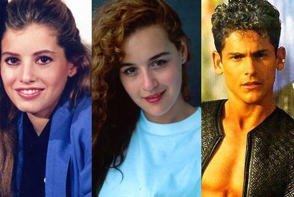 En su momento fueron estrellas juveniles que gozaban del éxito en las te...
