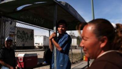 Usuarios del transporte público del Estado de México afirman ser víctima...