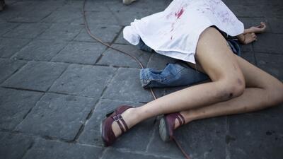 Ciudad Juárez: el Día de la Mujer sigue teñido de sangre (fotos)