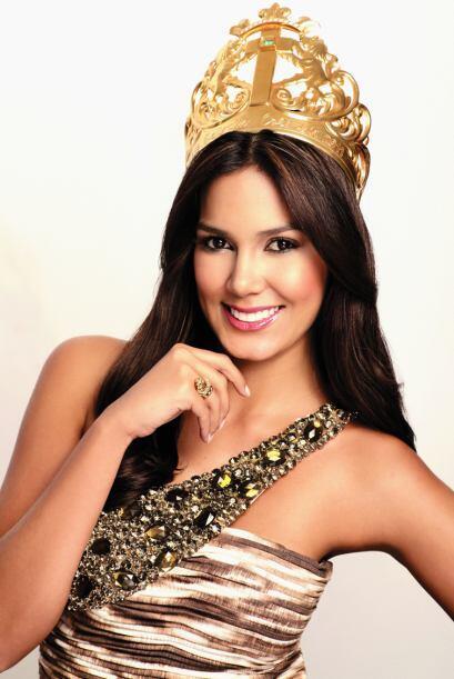 ¡'Miss Colombia', Catalina Robayo, vio su nombre manchado tras haber sid...