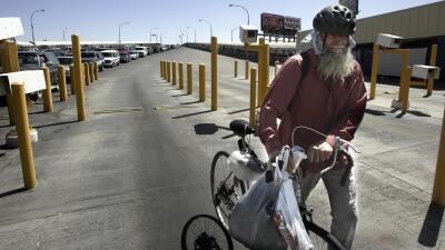 Dos ciudades en la frontera entre EEUU y México podrían tener el primer sistema binacional de bicis públicas