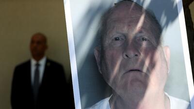 Durante más de 40 años la identidad del 'Asesino del Golden State&#3...