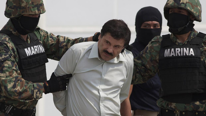 """Esta fue la primera recaptura de """"El Chapo""""."""