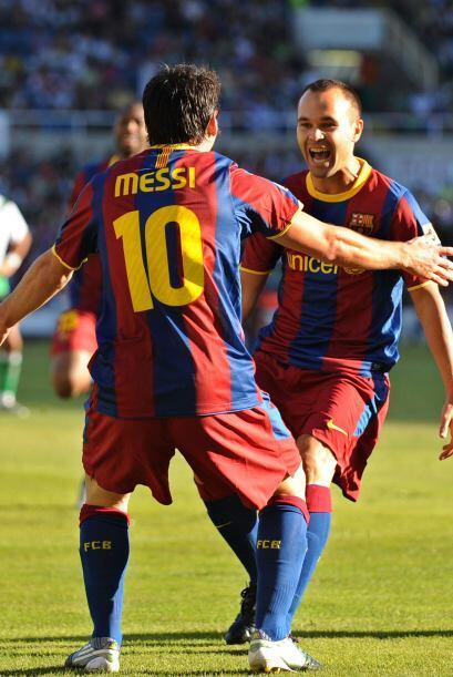 Por fin dio inicio la Liga española en su edición 2010-11 con triunfo de...