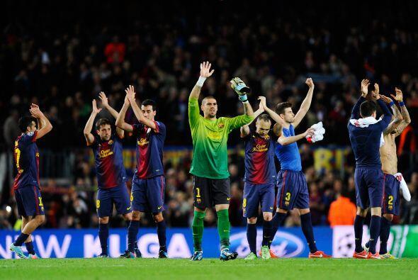 Con esto, el Barcelona completó a los cuatro invitados de la Champions L...