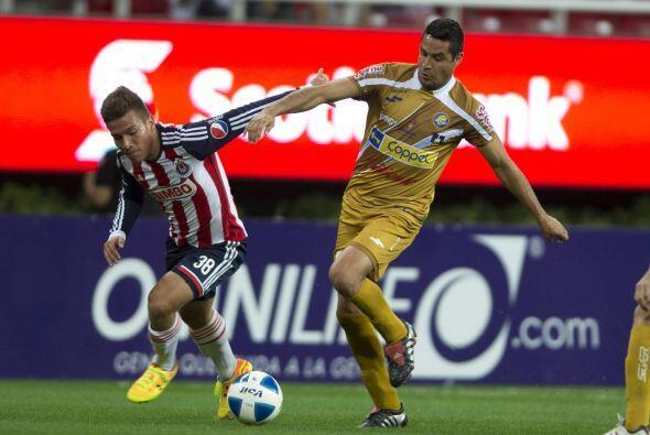 Fernando González (7).- Jugó 15 minutos, buscando opciones frescas para...