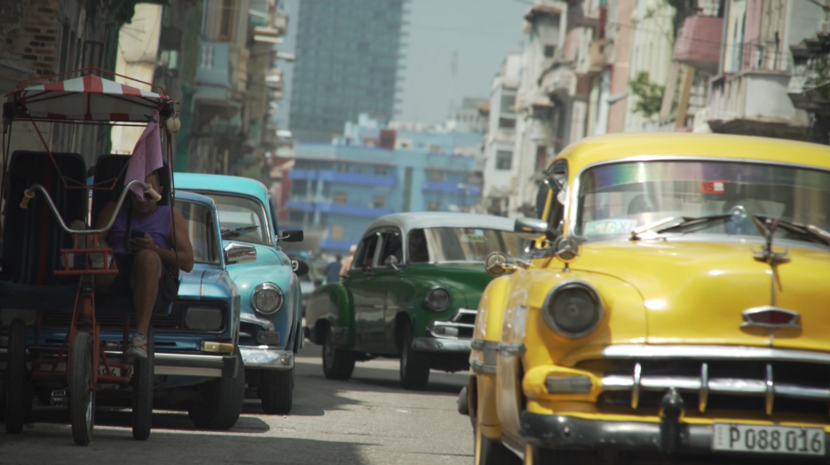 In photos: After Obama's visit, Cubans still waiting for change Screen S...